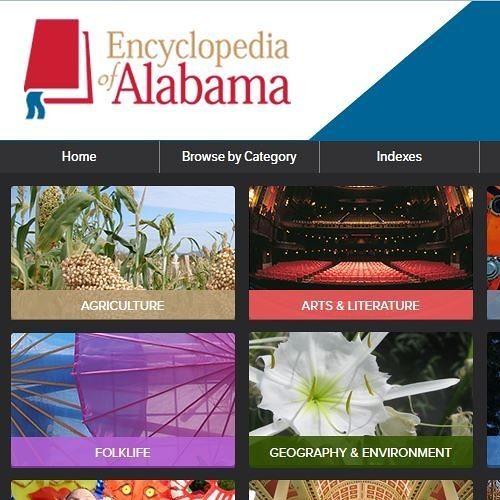 Episode 030 Laura HIll, Encyclopedia of Alabama 10th Anniversary, May 22, 2018