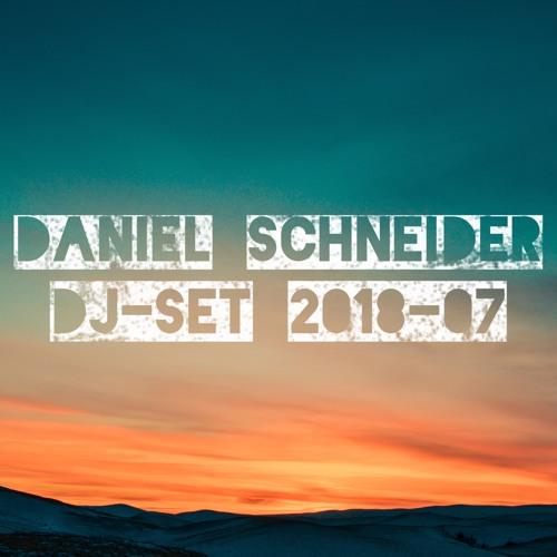 Daniel Schneider - DJ-Set 2018-07