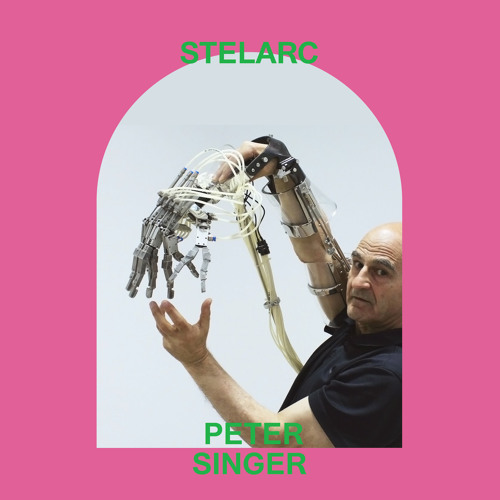 Episode 7 - Bioethics with Stelarc