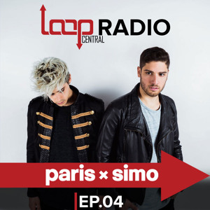 SAI & Paris Simo - Loop Central Radio 004 2018-07-20 Artwork