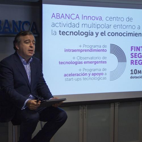 20180719 - IIPrograma - Aceleración - ABANCA - Innova - FranciscoBotas