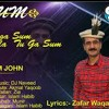 Shina New Song -- Maza Ga Alo -- Lyrics Zafar Waqar Taj Vocal Ibrahim John