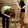 Beibei Wang and Alex Paxton. In the Water Garden