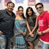 Hrishi K with Chitrangada Singh, Mahie Gill & Jimmy Sheirgill - 'Saheb Biwi Aur Gangster 3'