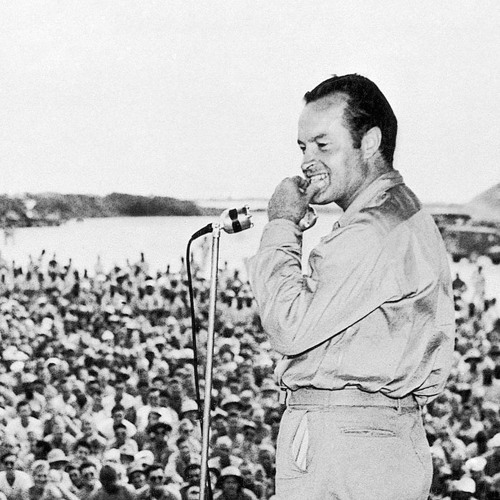Bob Hope on Performing The Night England Entered World War II