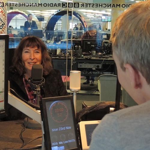 DIANE BBC RADIO MANCHESTER