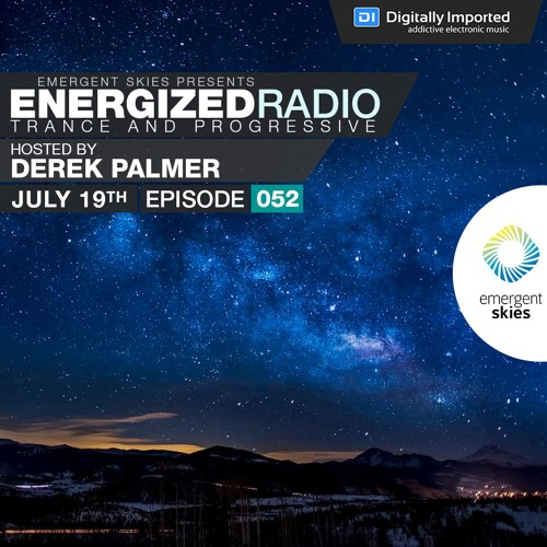 Energized Radio 052 with Derek Palmer [July 19 2018]