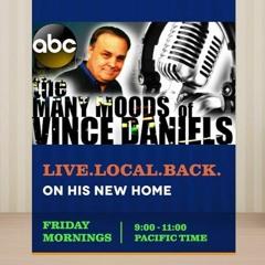 Vince Daniels: Vince reunites w/former co-host PAUL ANDREWS 07 20 18 Hr 1