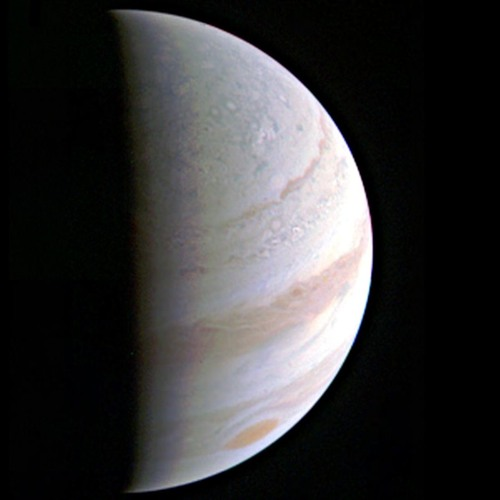 Jupiter Wins The Moon Lottery
