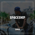 Curren$y Spaceship (Ft. T.Y.) Artwork