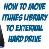Call 18772320717 for How to Backup iTunes on External Hard Drive?