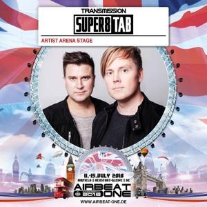 Super8 Tab @ Airbeat One 2018-07-14 Artwork