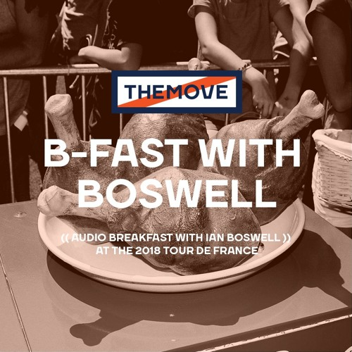 B-fast with Boswell: Saint-Paul-Trois-Châteaux