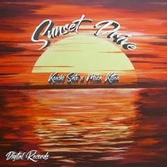 Koichi Sato x Mika Kitten - Sunset Drive {Original Mix)