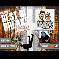 Tooltime - Best of Breaks Podacast #5 with special guest Mutanbreakz