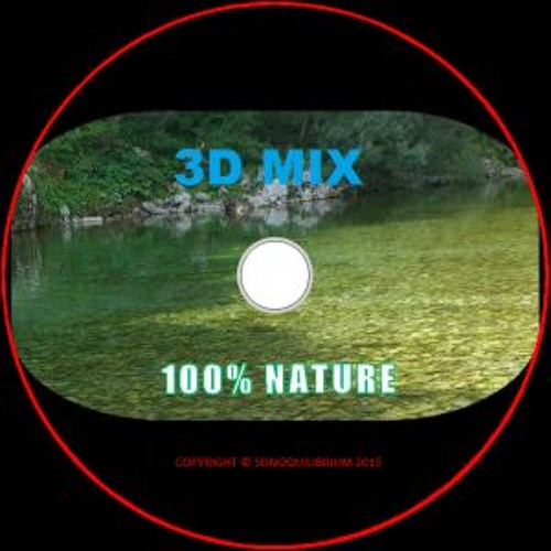 100% NATURE CD (3D Binaural)