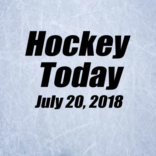 Hockey Today (clip) 7/20/2018