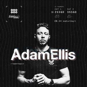 Adam Ellis @ Canvas Club 2018-04-28 Artwork