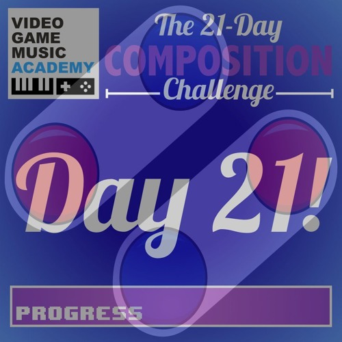 21 Days of VGM Challenge ASIX 2018-