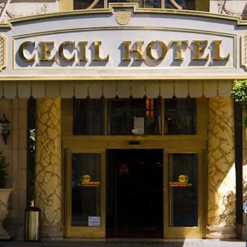 DOC - Horror Cecil Hotel - Narration  (maquette)