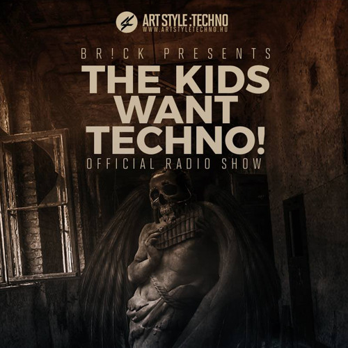 Sade Rush live @ The Kids Want Techno! Podcast 24.07.2018