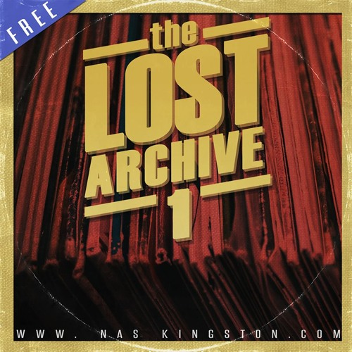 FREE DRUM KIT - The Lost Archive VOl.01 (Download Link in Description)