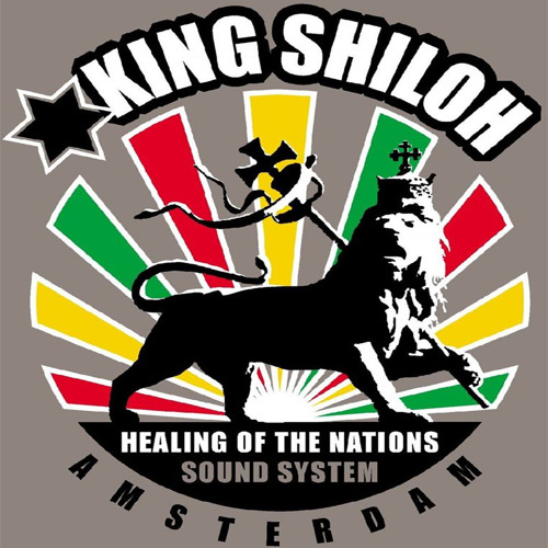 King Shiloh Sound System Live @ Amsterdam 11.7.2018 [Radio]
