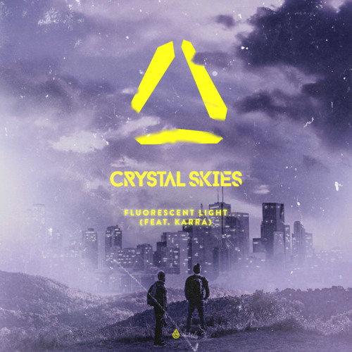 Crystal Skies - Fluorescent Light (feat. Karra)
