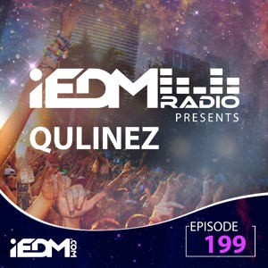 Qulinez - iEDM Radio 199 2018-07-22 Artwork