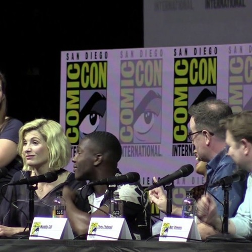 PODcastica - Episode 129: SDCC Doctor Who Reactions!