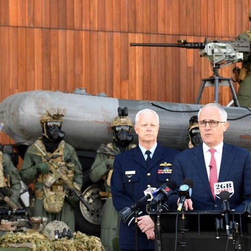 Creeping totalitarianism?  Paul Gregoire on calling out the army on Australian soil