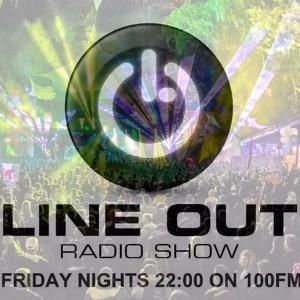 Dor Dekel @ Line Out Radioshow 2018-07-20 Artwork