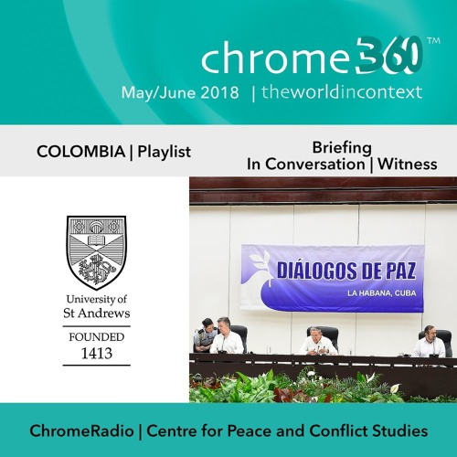 Chrome360 | COLOMBIA | Playlist