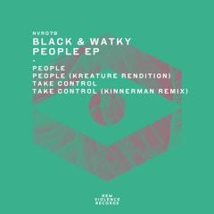 Black & Watky - People (Kreature Rendition)