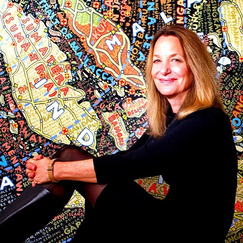 Design Matters with Debbie Millman: Paula Scher