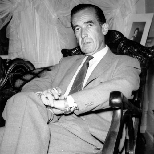 Edward R. Murrow Condensed Report from Buchenwald Concentration Camp—4.15.1945
