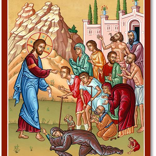 Our Healing Messiah