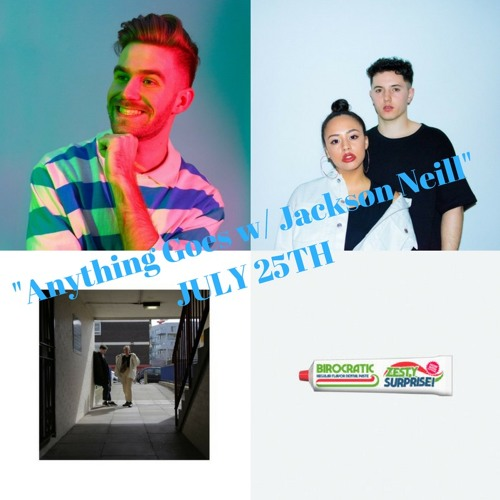 """Birocratic and Temptress Interviews: """"Anything Goes w/ Jackson Neill"""" Podcast EP. 55 (7-25-18)"""