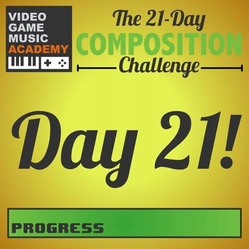 21 Days of VGM (July 2018)