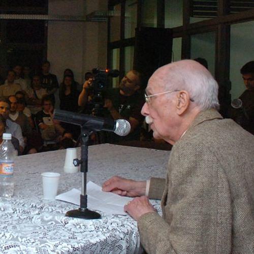 Antônio Cândido: 100 anos de atuação literária e política