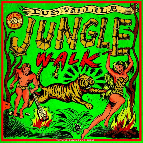Dub Vallila - Jungle Walk