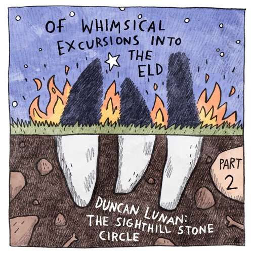 OWEITE Episode 4 Duncan Lunan and the Sighthill Stone Circle Part 2