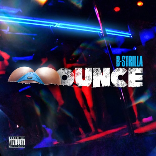 B-STRILLA - BOUNCE (dirty Version) Mix & Mastered