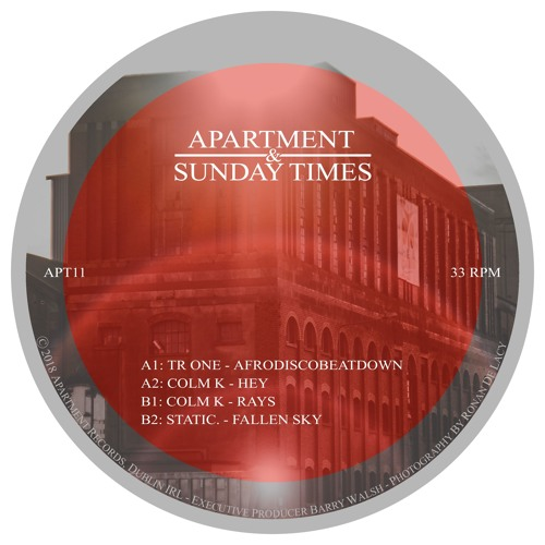Apartment [Eleven] Various Artists - Apartment & Sunday Times