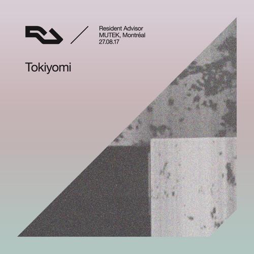 RA Live - 2017.08.27 - Tokiomi, MUTEK, Montréal