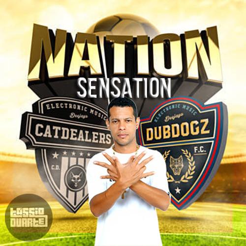 Cat Dealers & Dubdogz Vs Andinho - Nation Sensation (Tássio Duarte MashUP Mix)