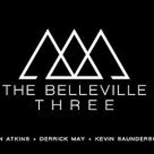 Belleville Three/Michigan Ballroom Mix (Juan Atkins, Derrick May, Kevin Saunderson, Kraftwerk)