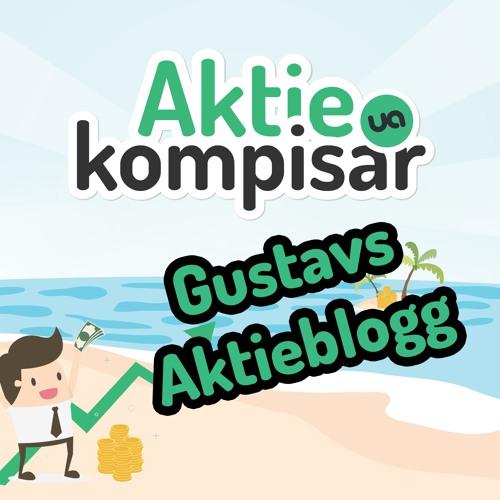 Episod 26: Gustavs Aktieblogg & utländska aktier.
