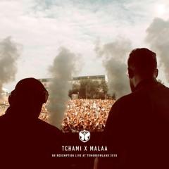 "Tchami & Malaa ""No Redemption"" B2B at TomorrowLand 2018"