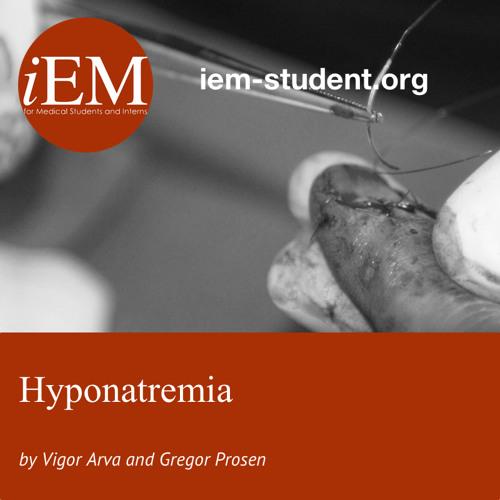 Hyponatremia - Vigor Arva And Gregor Prosen